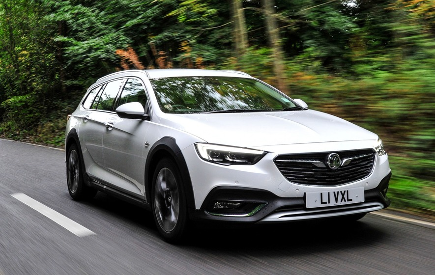 Vauxhall Insignia Country Tourer Do You Really Need An Suv The