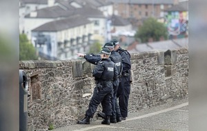 'IRA' claims responsibility for Derry attacks