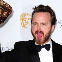Aaron Paul takes inspiration from Breaking Bad for his daughter's outfit