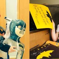 US school bridges 4,200 miles to make Batman-loving cancer patient's day