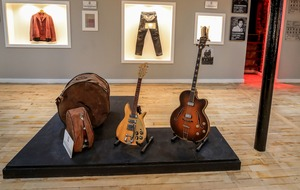 Beatles memorabilia at museum opened by Pete Best's brother