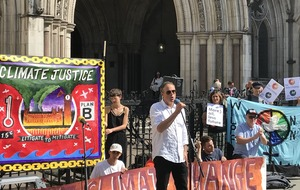 Environmental campaigners lose High Court battle over carbon target