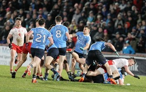 Tyrone can get closer to Dublin in Omagh - but still not close enough