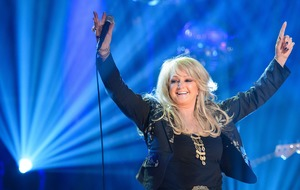 Bonnie Tyler 'privileged' to be on first Now That's What I Call Music! album