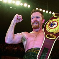 On this Day - July 21 1964: Steve Collins, former WBO middle and super-middle boxing champion, is born