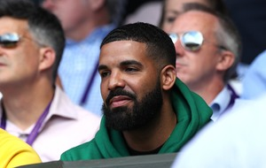 Drake does charts hat trick with third number one single of the year