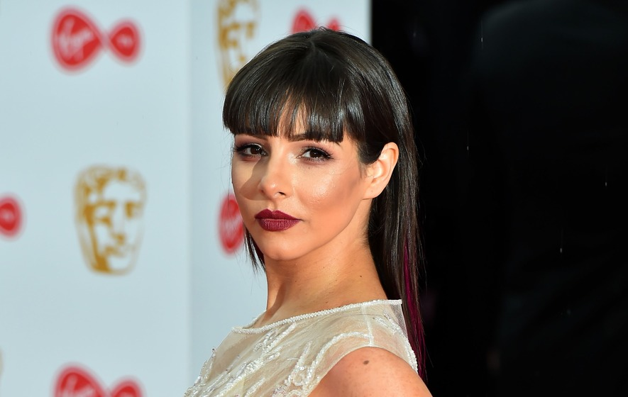 Roxanne Pallett: I feared I would die in stock car crash