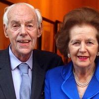 Denis Thatcher queried Paul McCartney's inclusion on showbiz reception guestlist