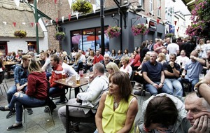 Omagh traders celebrate bumper weekend despite Super 8s loss to Dubs