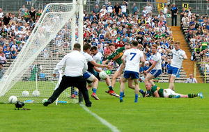 Sickener for Monaghan as Clifford strikes late for Kerry in Clones