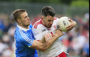 Disappointed Tyrone manager Mickey Harte takes positives from loss to Dublin