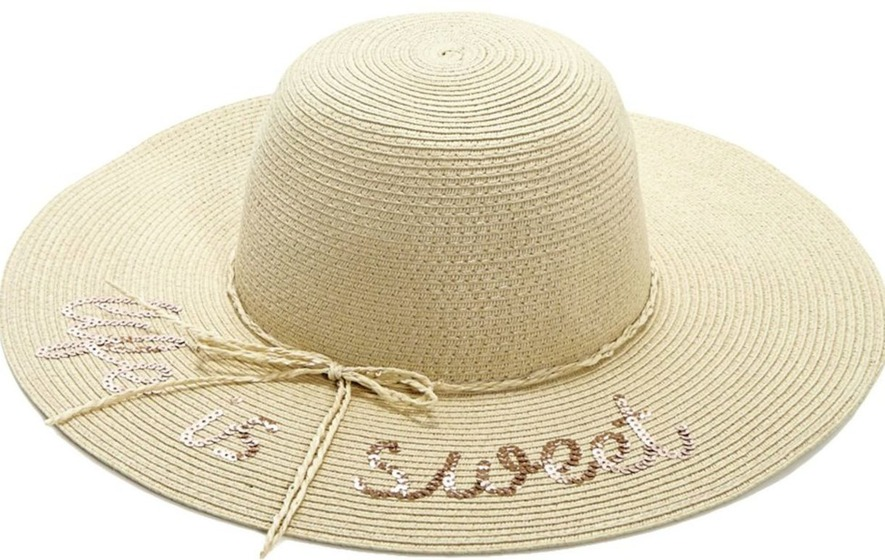 c4fba67bd1fe6 On trend  Eight slogan sun hats to steal the spotlight in this ...
