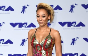 Mel B: My father's death ended family feud