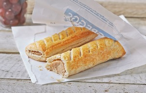 Greggs made a Twitter slip-up and fans reacted gloriously