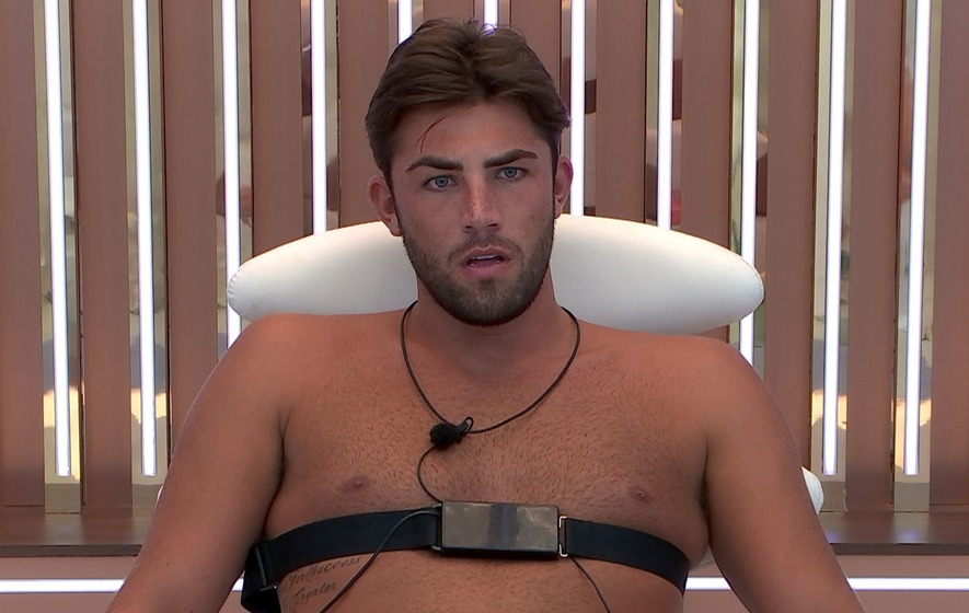 Love Island's Jack calls Dani 'pathetic' after lie detector test row