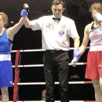 Rising boxing star Caitlin Fryers targetting Irish honours