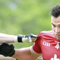 Cathal McCarron's posted tweet may signal the end of his season with Tyrone