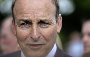 Theresa May realises DUP will not back Brexit proposals, says Micheál Martin
