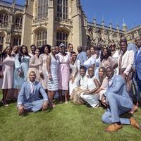 Royal wedding's Kingdom Choir signs record deal