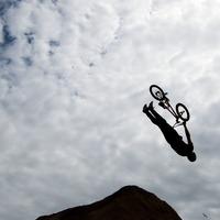 Kyle Baldock's POV BMX dirt run at the 2018 X Games will bamboozle your brain