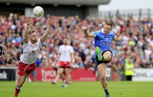 Dublin defeat has improved us says Tyrone's Frank Burns