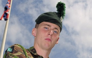 British soldier facing imprisonment for killing Irish ranger in training exercise