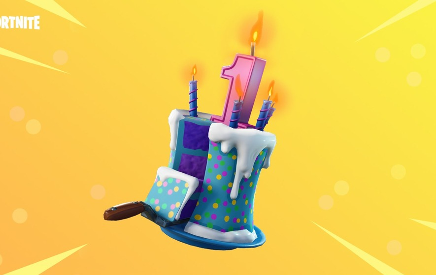 Fortnite Launches Its Birthday Celebration And Everyone S Having A