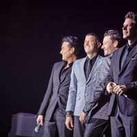 Il Divo: We're 15 years in, we're still alive, and we haven't killed each other