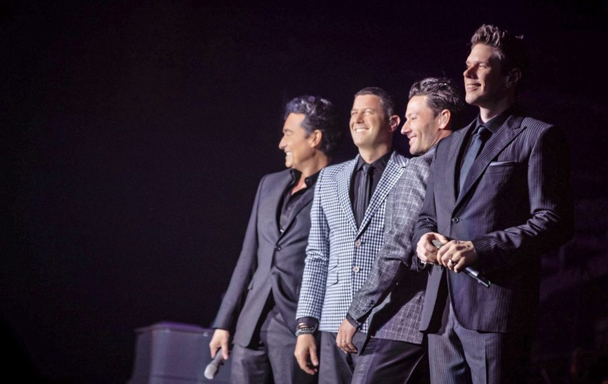 il divo we re 15 years in we re still alive and we haven t killed