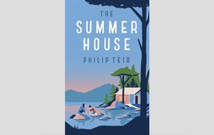 Books: The Summer House by Philip Teir, Why Mummy Swears by Gill Sims