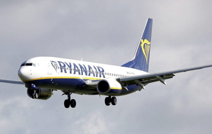 Ryanair cancelled flights: Strike causes 2,500 passengers to be grounded TOMORROW