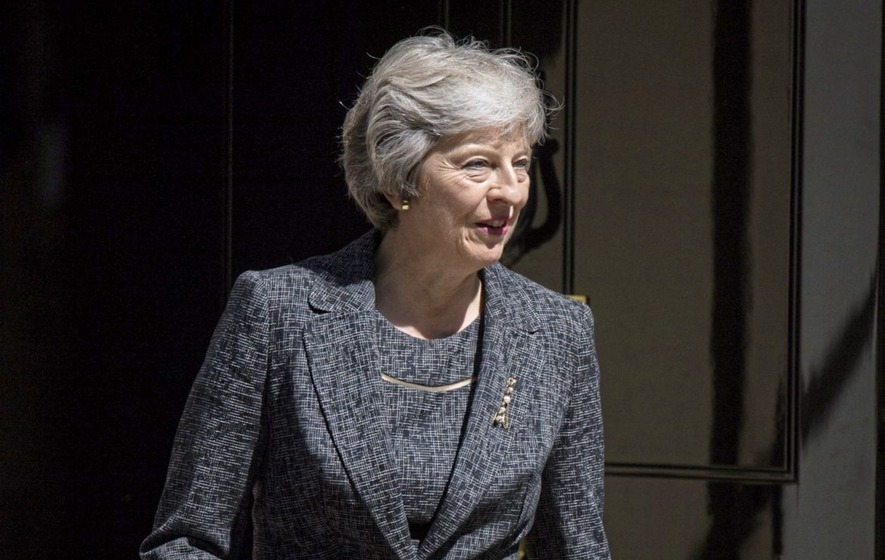 Former British PM calls for new referendum on Brexit