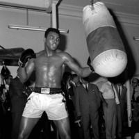 On This Day - Oct 2 1980: Muhammad Ali has his last world heavyweight title fight. He is stopped by Larry Holmes