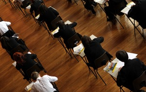 Anita Robinson: Time to end the hype around exam results