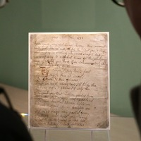 Burns' words behind new technique to spot forgeries