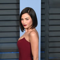 Channing who? Jenna Dewan strips off for magazine cover shoot
