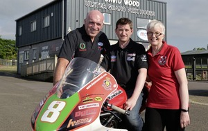 The woman who helps road racers: 'You can't drag them off the starting line'