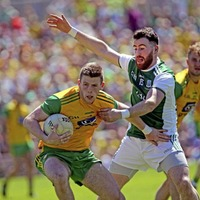 Eoghan Ban Gallagher may not feature again unless Donegal reach All-Ireland final