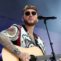James Arthur cancels open air show due to adverse weather