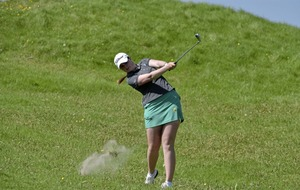 Olivia Mehaffey boosts Irish hopes of World success at Carton House