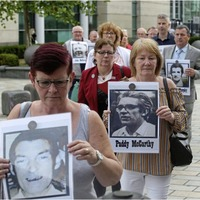 Decision adjourned over UVF go-between's plea to get special status at Ballymurphy inquest
