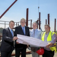 Tyrone firms awarded contract to build Donnelly's new Jaguar showroom