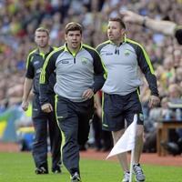 Eamonn Fitzmaurice wondering why Kerry are hit and miss