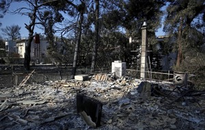 Postmortem examinations on dozens killed in Greece wildfires 'completed'