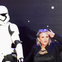 Carrie Fisher footage to be used in next Star Wars film