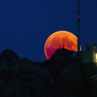 10 places you should have been to see the blood moon in all its glory