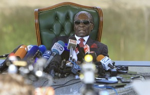 Mugabe rejects Mnangagawa in Zimbabwe election
