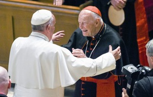 Pope punishes US cardinal Theodore McCarrick after sex abuse claims