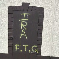 Police treat graffiti at Orange hall in Co Antrim as hate crime