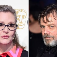 Mark Hamill: Star Wars bittersweet without Carrie Fisher